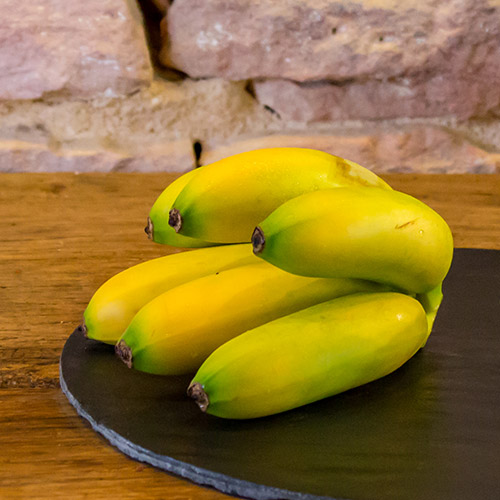La mini-banane Frecinette – Equateur