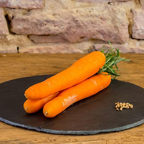La carotte lité, extra fraiche – France  –  Catégorie Extra