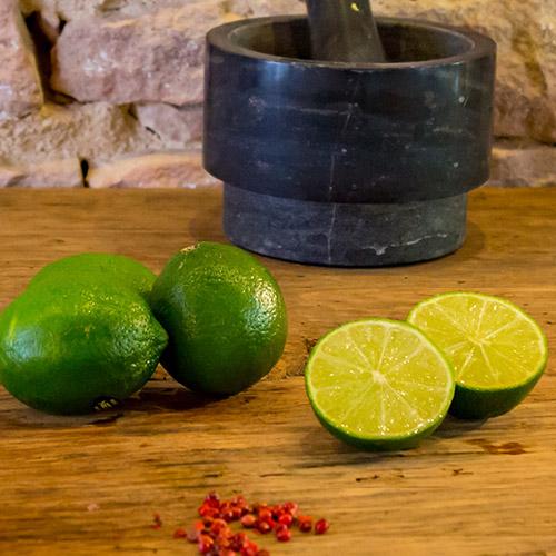 Le citron vert – Mexique