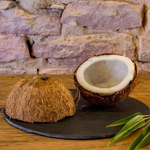 La noix de coco de Guadeloupe