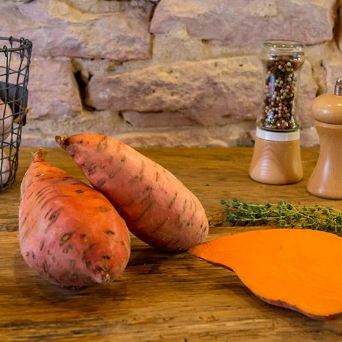La patate douce – France