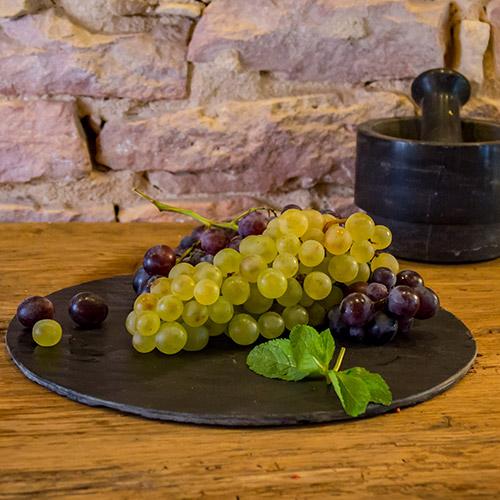 Le raisin noir – Muscat de Hambourg – France – Catégorie Extra