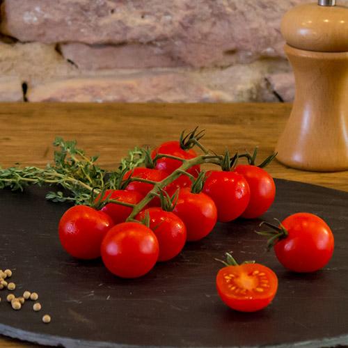 La tomate cerise des Jardins de Rabelais – France