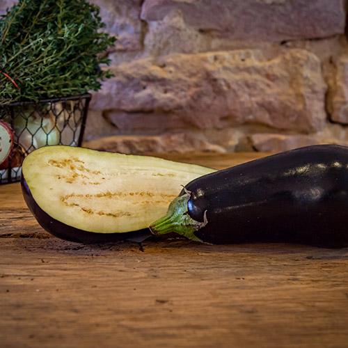 L'aubergine allongée – Espagne