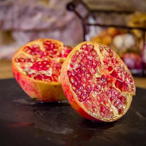 La grenade, fruit santé! – Israël