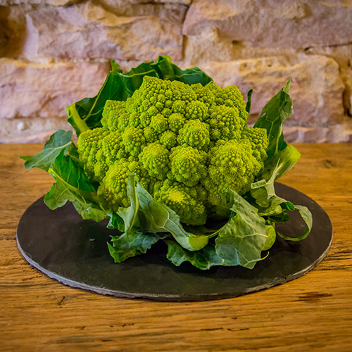 Le chou Romanesco – France