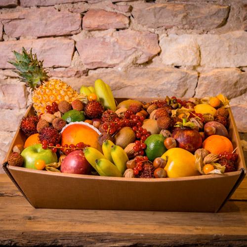 Le grand panier de fruits des fêtesPrix : 68€