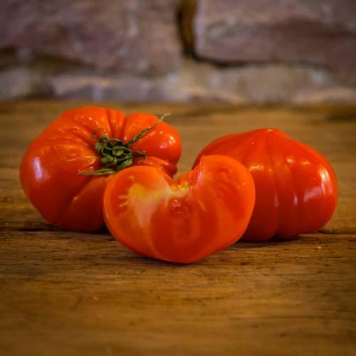 La tomate cœur de boeuf – France – catégorie I