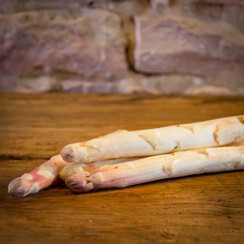 L'asperge blanche, plus fondante! – France – cal +22
