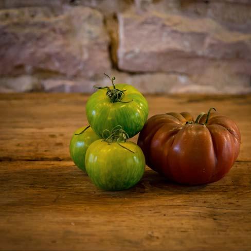 """La tomate couleur """"mélange de tomates"""" – France – Catégorie I"""