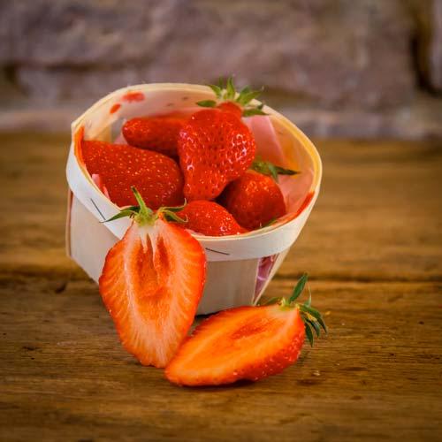 La fraise Gariguette – France