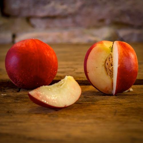 La nectarine blanche – France – Catégorie Extra