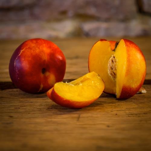 La nectarine jaune – France – Catégorie Extra
