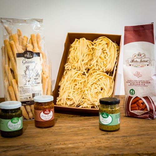 """Le panier """"saveurs d'Italie"""" <h6></noscript>Prix : 24,90€</h6>"""