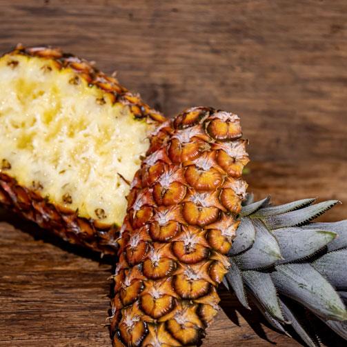 L' Ananas pain de sucre – Ghana